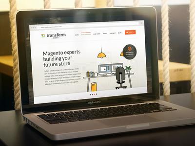 Transform Agency dust history vectors wordpress icons site illustrations