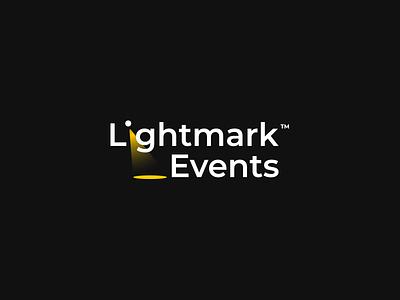 Lightmark Events spot light brand events lightmark logo