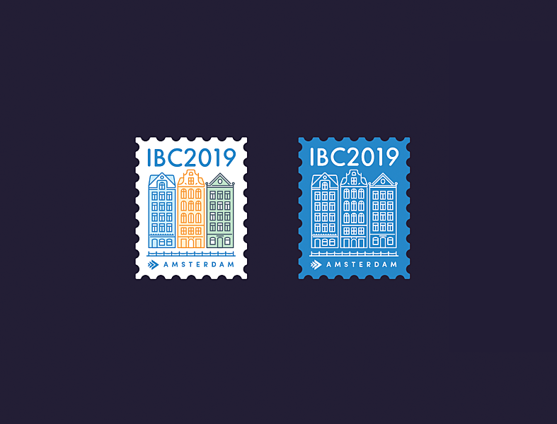 IBC 2019 Goodies by Catalin Mihut on Dribbble