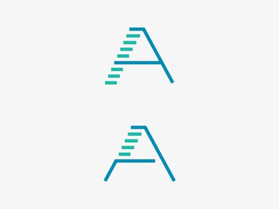 """A"" logo"