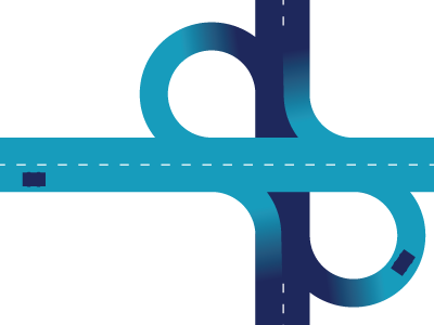 Highway Illustration illustration