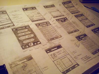 App sketch