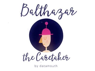 Balthazar the Caretaker animation 2d animation design art cute character datamouth illustration