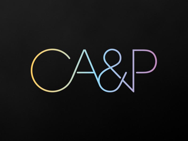 CA&P Law Firm logo logo type