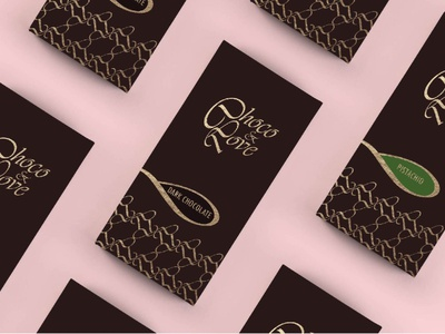 Choco&Love sweet unused concept unused logo logodesign chocolate packaging chocolate idea logo design identity design identity branding branding