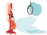 🎪 Circus | Aerial Silks