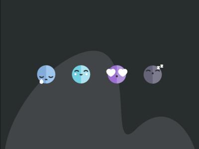 PlusMargin Emojis artificial intelligence emotions psychology behaviour data collection data analytics emojis emoji icons icon vector illustration egotreep