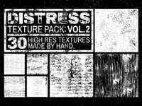 Distress Texture Pack: Vol 2