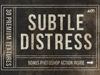 Subtle Distress Texture Pack