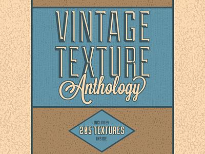 Vintage Texture Anthology vintage texture distress photoshop photoshop brush photoshop action vintage texture retro