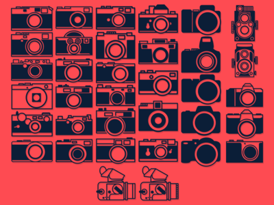 Camera Icon Mega Overload