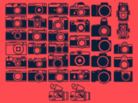 Camera Icon Mega Overload