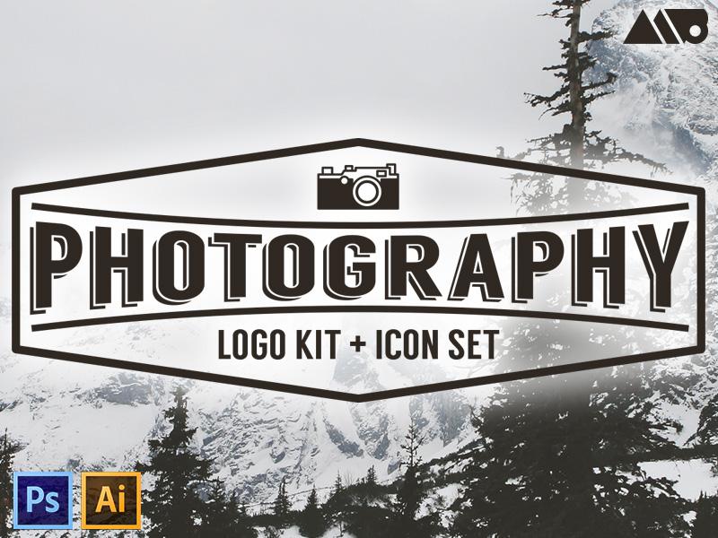 Photography Logos Dribbble photography logo camera icon logo template matt borchert cheezeburger doge icon set vector