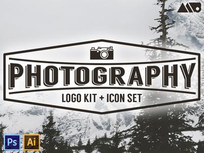 Photography Logos Dribbble