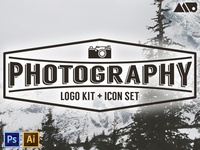 Photography Logos Dribbble