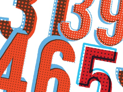 Gig Poster Style Kit vector graphic style type typography effect illustrator matt borchert poster gig gig poster
