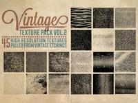 Vintage Texture Pack Vol. 2