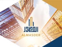 Al Masder Real Estate Brand Identity