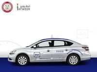 Abu Dhabi  Smart Driving Test Car Design