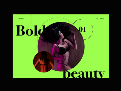 Hero image explorations: Beauty hero image exploration after effects motion graphics motion after effects animation uiuxdesign webdesigner website design landing page clean clean  creative modern design branding