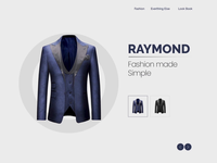 Raymond- suits lover
