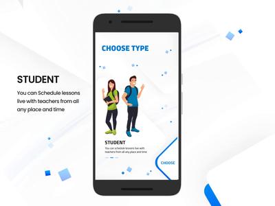 Education App: Student App: Teacher App