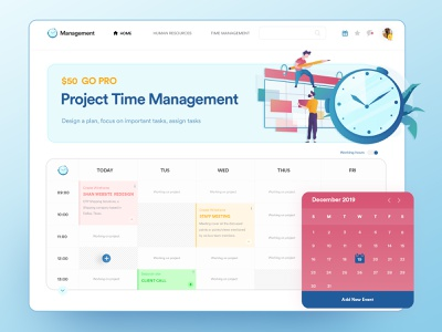 Project Time Management: Real Time Tracker software design saas design project management tool meter real tracker time management time tracker uiuxdesign uidesign website design landing page webdesigner clean  creative clean modern design branding