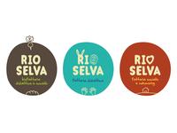 Rio Selva branding