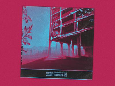 193 poster vaporwave typography type techno glitch bold cyberpunk punk grunge