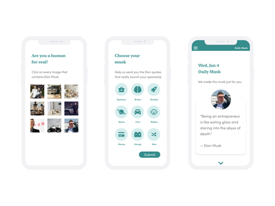 [Daily Musk] Daily UI : 001 / Sign Up app ui design uidesign signup page signuppage dailyuichallenge adobexd dailyui 001 dailyui