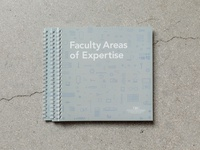 2014 Faculty Areas of Expertise booklet