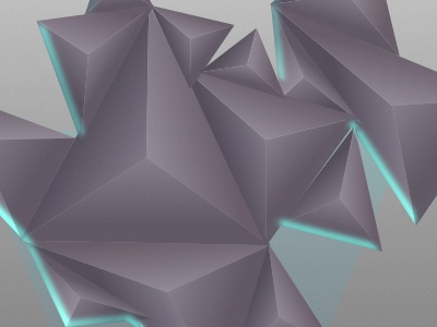 Black Ice illustration vector art 3d
