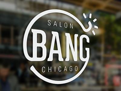 Bang Salon Logo
