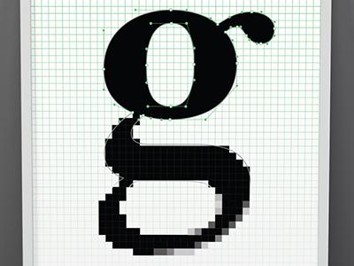 Digital Type Poster