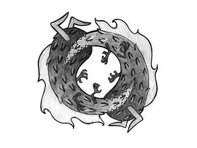 Spot Illustration Sample Three