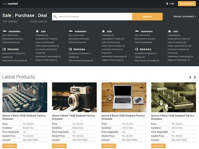 ZenMarket – Premium classified template classified premium theme