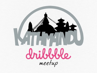 Kathmandu Dribbble Meetup