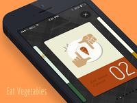 Eat Vegetables APP