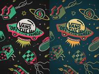 Vans planet people