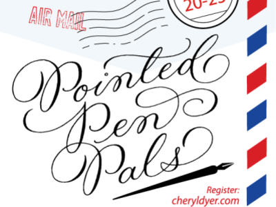 Pointed Pen Pals Summer Camp!