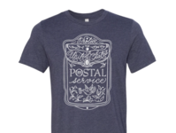 Protect the USPS, t-shirt vector lettering design hand drawn hand-lettering calligraphic logo handlettering hand lettering calligraphy