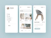 Store app UI