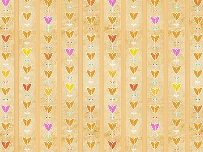 wallpaper tulipanes tulipanes walpaper flores geometrico estampado