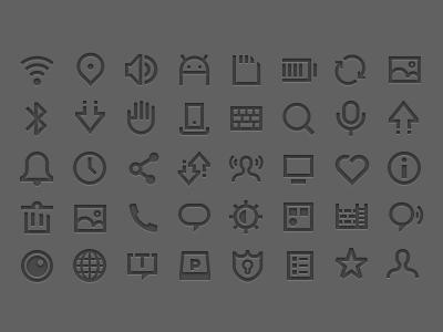 Miui icons