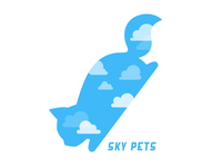 Sky Pets Illustration