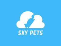 Sky Pets Logo