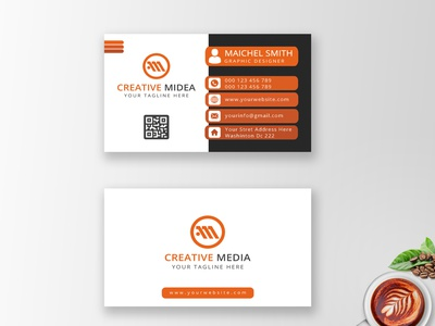 Professional Business Card - Corporate Business Card business cards corporate business card stationary modern professional card photoshop outstanding namecard design card design business card design business card