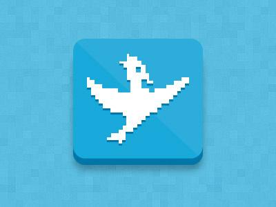 Soulseek icon soulseek icon ios blue ui p2p