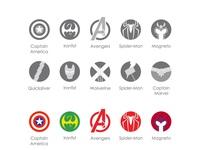 Marvel icons full