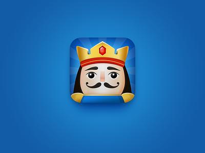 King icon logo
